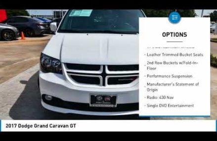 2017 Dodge Grand Caravan Ft. Worth Tx, Arlington TX, Grapevine TX U764508 Near Meriden 6450 CT