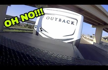 2017 F450 TOWING HUGE RV in High winds with NO Sway Control! Plus forgot a HUGE step! at Miami 33199 FL