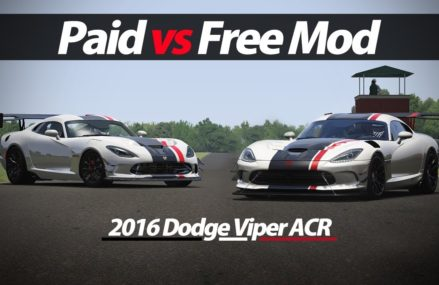 2016 Dodge Viper Acr Location Magic Valley Speedway, Twin Falls, Idaho 2018