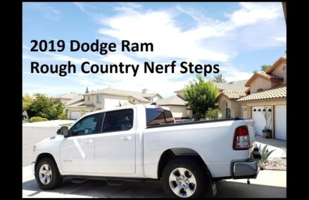 2019 Dodge Ram Rough Country Nerf Steps in City 49279 Sand Creek MI