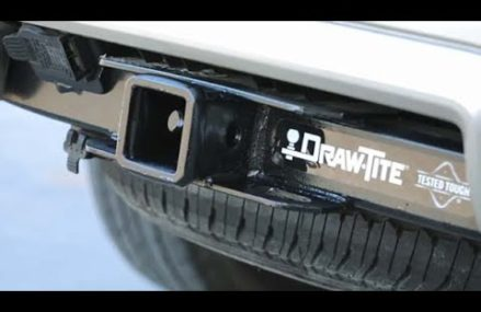 2012 Toyota Sienna tow hitch installation. [EASY… ALMOST] From Masontown 26542 WV