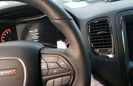 2018 Dodge Durango Traction Light On Columbia South Carolina 2018