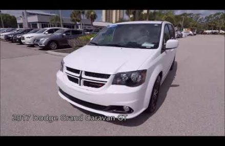 Used 2017 Dodge Grand Caravan GT Near Fort Myers and Bonita Springs From Lynn 1901 MA