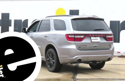 Trailer Hitch Installation – 2018 Dodge Durango – Curt – etrailer.com New Haven Connecticut 2018