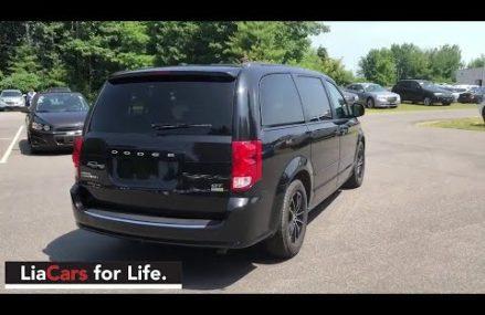 2017 Dodge Grand Caravan Near Latham | Lia Nissan Saratoga R1347 Local Mongaup Valley 12762 NY