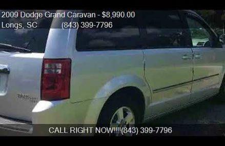 2009 Dodge Grand Caravan SXT Mini Van 4dr for sale in Longs, Local Nesbit 38651 MS