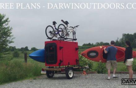 Homemade Camper – Tour – Free Plans at Marlborough 6447 CT