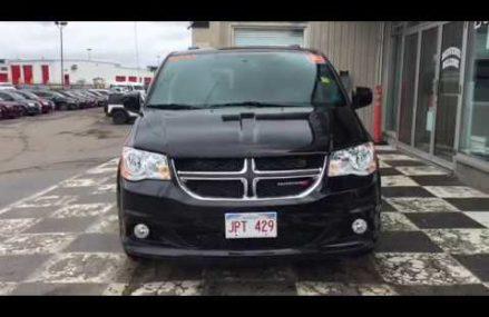 2017 Dodge Grand Caravan SXT Premium Plus – Power Liftgate – Sirius XM – Local Manns Harbor 27953 NC