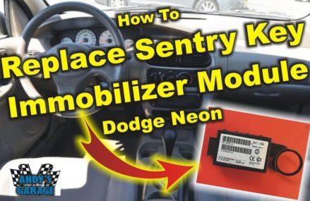 Dodge Stratus Battery Removal in Saint Petersburg 33736 FL