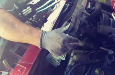 Dodge Stratus Compressor at Portis 67474 KS