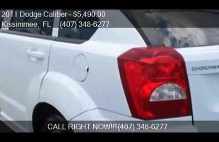 Dodge Caliber Mainstreet 2011 in Bagwell 75412 TX USA