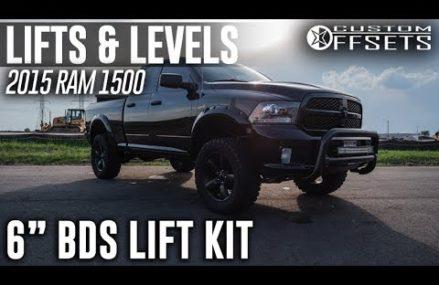 "Lifts & Levels: 6"" BDS 2015 Ram 1500 Local Area 23690 Yorktown VA"