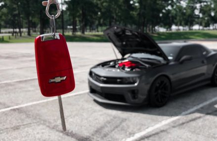 THE FIRST CAMARO ZL1 WITH A RED KEY-FOB!!! Within Zip 80420 Alma CO