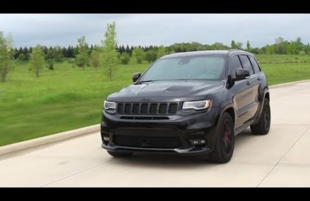 The BEST American SUV!!! | Jeep Grand Cherokee SRT Review Cleveland Ohio 2018
