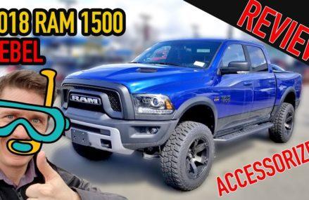 2018 Ram 1500 Rebel Lifted – Review From 88435 Santa Rosa NM