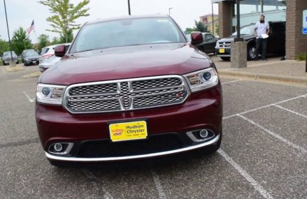 2018 Dodge Durango SXT PLUS AWD – New SUV For Sale – Hudson, Wisconsin Kansas  Missouri 2018