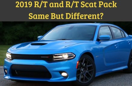 2019 Dodge Charger R/T Scat Pack and R/T Same but different? Now at 8008 Beach Haven NJ