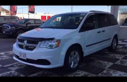 2017 Dodge Grand Caravan CVP – Seats 7 – Sirius XM – Stow N' Go – Van Passenger Van Local Manley 68403 NE