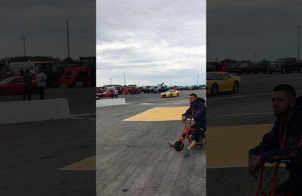 Dodge Viper Tires Location Onaway Motor Speedway, Onaway, Michigan 2018