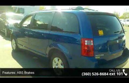2010 Dodge Grand Caravan SE quad seating – Repo Dot Com -… at Machias 4654 ME