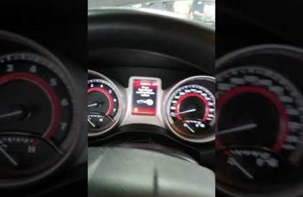2015 Dodge Journey no start key not detected on dash in Montrose 62445 IL