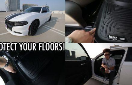 Car Floor Mats Review | Husky Liners for Dodge Charger in 68817 Ashton NE