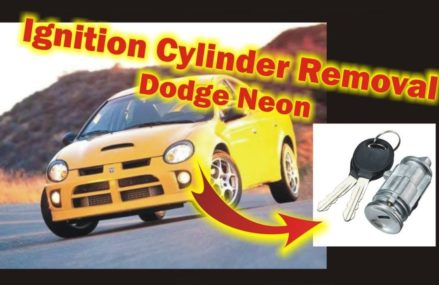 How To Replace Ignition Lock Cylinder – Dodge Neon (Andy's Garage: Episode – 4) at Memphis 38148 TN