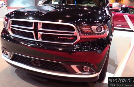 2018 Dodge Durango Citadel   Exterior and Interior Walkaround   2018 Chicago Auto Show Glendale California 2018