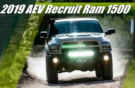 2019 AEV Recruit Ram 1500 Concept Image Vehicle Locally At 68457 Verdon NE
