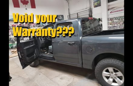 Will You VOID the Manufacturer's Warranty with Aftermarket Parts? Around Streets in 97070 Wilsonville OR