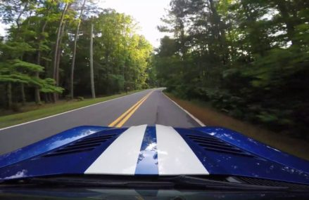 Dodge Viper Coupe Near Horace Mann Speedway, Franklin, Massachusetts 2018