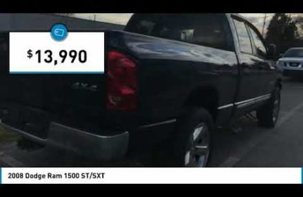 2008 Dodge Ram 1500 York PA 26865A in 4094 West Kennebunk ME