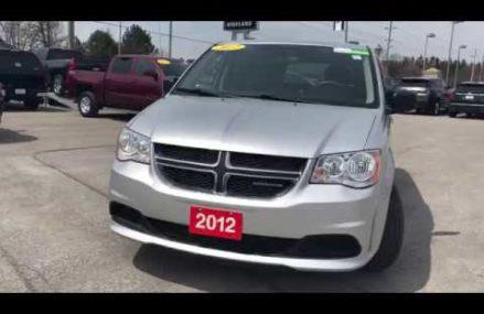 2012 Dodge Caravan at Marathon 79842 TX