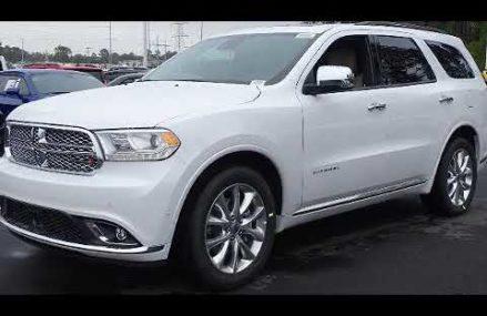 2019 Dodge Durango CITADEL RWD Hampton Virginia 2018