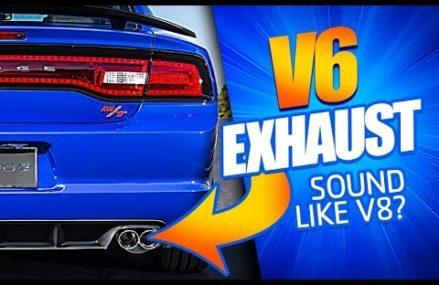 V6 Charger/Challenger Sound Like V8 Hemi? at 79109 Amarillo TX