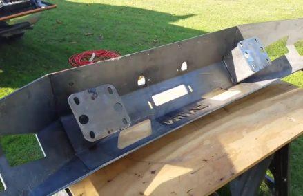 Move Winch Bumper Build 2012 Ram 1500 ST Local Area 76302 Wichita Falls TX