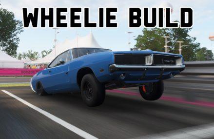 Forza Horizon 4   Wheelie Car Build!! (69 Dodge Charger) Around Zip 17210 Amberson PA