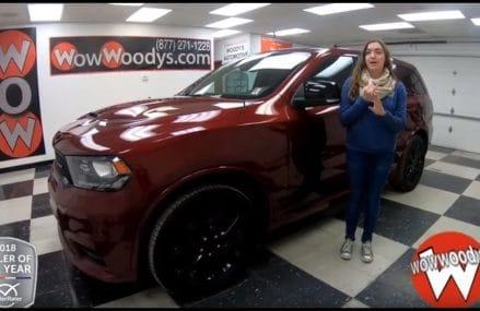 2018 Dodge Durango R/T | Video Walk-Around | Used Cars and Trucks for sale at WowWoodys Greensboro North Carolina 2018