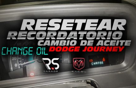Dodge Caliber Oil Reset From Mcallen 78503 TX USA