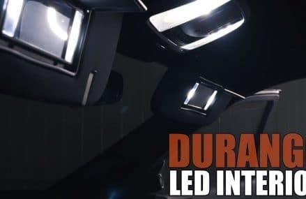 2014-2019 Durango LED Interior Bulb Upgrades    Headlight Revolution Albuquerque New Mexico 2018