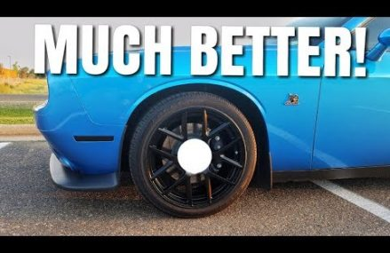 How to make Dodge Challenger/Charger black wheels look GREAT! Around Zip 31156 Atlanta GA