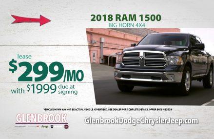 Great Deals on RAM Trucks at Glenbrook Dodge Chrysler Jeep! Area Code 84782 Veyo UT