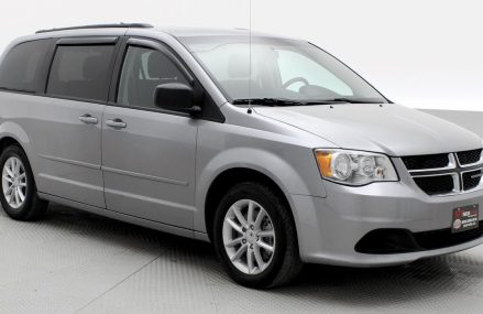 2015 Dodge Grand Caravan SXT Plus w/ Rear DVD   ridetime.ca Local Mchenry 58464 ND