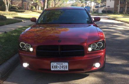 Dodge Charger Switchback & Reverse Leds! From 8099 Bellmawr NJ