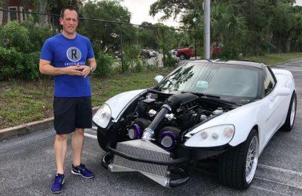 Dodge Viper Turbo Kit  Daytona International Speedway, Daytona Beach, Florida 2018