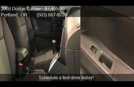 Dodge Caliber Rt Awd at Houston 77039 TX USA