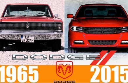 DODGE Charger EVOLUTION FROM 1965-2015 For 95223 Arnold CA