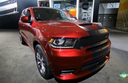 2019 Dodge Durango RT Exterior and Interior Walkaround – 2018 LA Auto Show Charlotte North Carolina 2018