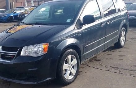 2014 Dodge Grand Caravan SE – CCE –  Stock#R414230 Local Migrate 41901 KY
