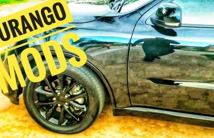 2017 Dodge Durango RT – 10 simple upgrades/mods Warren Michigan 2018